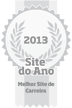 Site do ano 2013